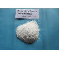 Wholesale Primobolan Anabolic Androgenic Cutting Cycle Steroids Methenolone Acetate Safe Steroids from china suppliers