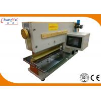 Wholesale Pre Scoring PCB Separator V - Groove PCB Depaneling Machine For SMT Assembly from china suppliers
