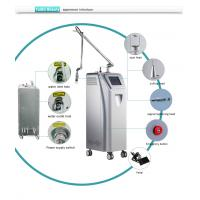 China 10600nm RF Tube CO2 Fractional Laser Resurfacing Machine Scanning Area Max 20 * 20mm on sale