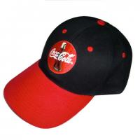 Wholesale Coca Cola Events Promotion Outdoor Embroidered Baseball Caps Headwear Scp01 from china suppliers