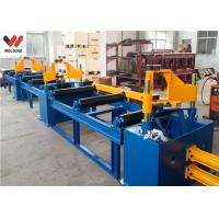 Wholesale Multifunctional Steel Welding Straightening Automatic Combined H beam Machine from china suppliers