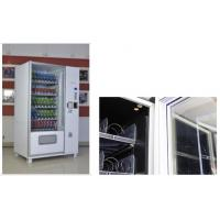 Wholesale Airport Drinks Tea And Coffee Vending Machine / Merchandising Machine from china suppliers
