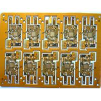 Wholesale 2Oz 4 layer Blind via Flexible PCB , FPC Assembly ISO / UL / RoHS from china suppliers