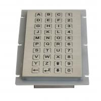 Wholesale 40 Keys Water Resistant Gate Keypad IP67 Stainless Steel with USB from china suppliers