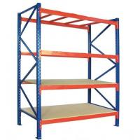 Wholesale Competive Plywood Sheet Storage Rack , AS4084 Heavy Duty Steel Shelving from china suppliers