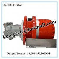Wholesale high quality winch drive gearbox with torque 1000-450000Nm (replace for Rexroth GFT-W series planetary gearbox) from china suppliers