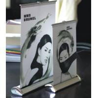 Wholesale single mini roll up stand from china suppliers