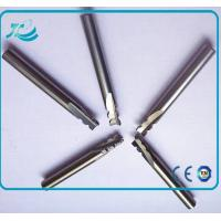 Quality Tungsten Solid Carbide Machine Tools Custom Tool  JT Crabide Customized End Mills for sale