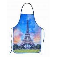 Wholesale La Tour Eiffel Cotton Kitchen Apron from china suppliers