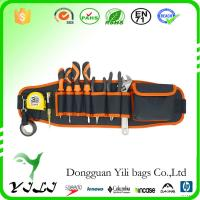 Wholesale Multifunctional Canvas Tool Bag With Belt Electrician Tool Belt Pouch from china suppliers