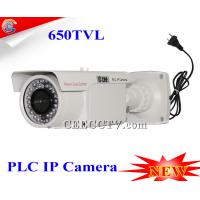 Wholesale 650TVL, HD High Speed Power Line Camera PLC IP Camera Villa Monitoring System CEE-PLC-16 from china suppliers