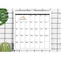 Wholesale Large Size Art Paper Chinese Wall Calendar Printing Services  Matte Lamination from china suppliers