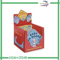 Wholesale Small Corrugated Paper Box / Cardboard Counter Display Boxes from china suppliers
