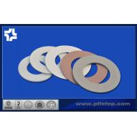 Buy cheap Colorful Pigment Filled PTFE Gasket Compression Recovery Sealing Performance from wholesalers