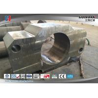 Wholesale Pressure Vessel Tube Plate Oil Part Cylinder Forged Component For Petrochemical Industry from china suppliers