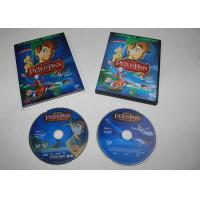 Wholesale America Movie Cartoon DVD Box Sets Peter Pan For Kids / Family , Disney Studios from china suppliers