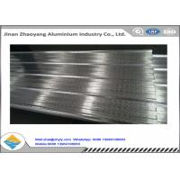 Wholesale Anti - Earthquake 1060 Corrugated Aluminum Sheet High Mechanical Properties from china suppliers