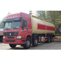 Wholesale Bulk Cement Tank Truck / Dry Bulk Trucking Transportation Vehicle 371HP 12 Wheels from china suppliers