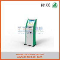 Wholesale Payment Kiosk With Touch Screen Cash Acceptor from china suppliers