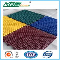 Wholesale Multi Used Interlocking Sports Flooring Rubber Playground Tiles Polypropylene from china suppliers