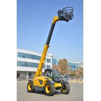 Wholesale Durable Telescopic Telehandler Forklift / Xcmg Extended Boom Forklift Deutz Engine from china suppliers