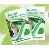 Wholesale Original Herbal ABC Trim Fast Slimming Capsule Weight Loss Beautiful Slim Belly Patch from china suppliers