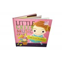 China Fancy Color Children'S Board Book Printing Perfect Binding Any Shape Available on sale