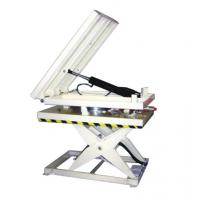 Wholesale Loading 6T Customary Lift Rotating Work Platform Cargo Lift Table Easily Installation from china suppliers