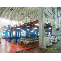 1000kg Heavy Duty Industrial Mezzanine Floors For Warehousing / Office