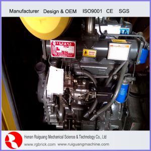 Wholesale diesel genset,diesel generator set,silent type diesel generating machine from china suppliers
