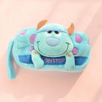 Wholesale Monsters University Sulley Plush Pencil Case Stationery Toys Customized from china suppliers
