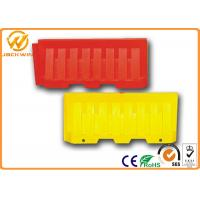 Wholesale Anti UV Water Filled Plastic Road Traffic Barrier Waterproof Durable 2 M Length from china suppliers