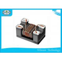 Wholesale High Frequency Common Mode Filter , Miniature Size Wire Coil Inductor from china suppliers