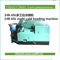 Wholesale 24B-6SL multi-cold heading machine cold heading machine from china suppliers