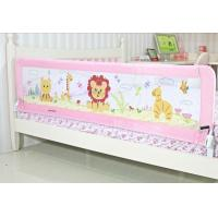 Wholesale Adjustable Folding Portable Kids Bed Guard Rails , Toddler Bed Side Rails from china suppliers