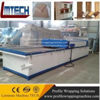 Wholesale acrylic Modern kitchen cabinet door vacuum membrane press machine from china suppliers