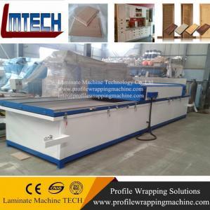 Wholesale vacuum membrane press machine/Vacuum Press Film Covering machine from china suppliers