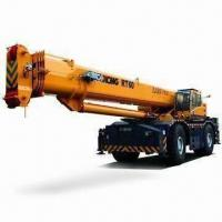 Wholesale Rough Terrain Crane with Lifting 60T Lifting Loading Capacity and 11,320mm Base Boom from china suppliers