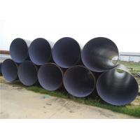 Buy cheap Ssaw Spiral Welded Steel Pipe For Construction  270mm Gr.B X42 X46 X52 X56 X60 X65 X70 from wholesalers