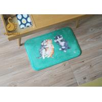 Wholesale No Shrinking Outdoor Floor Rugs For Bedroom / Dining Room / Kitchen from china suppliers
