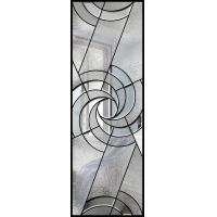 Wholesale Beautiful Pattina Decorative Bathroom Window Glass Custom Glass Window Panels from china suppliers