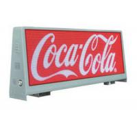 Wholesale Outdoor LED Taxi Sign For Advertising Low Power Consumption 160x160mm from china suppliers