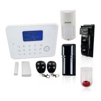 Quality Smart touch keypad security Alarm System With APP And SMS Operation for sale