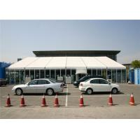 Wholesale High Class Outdoor Exhibition Event Tents , Display Tents For Trade Shows from china suppliers