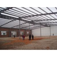Wholesale Pre Engineered Steel Framed Agricultural Buildings Clear Span Welded H Section from china suppliers