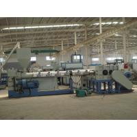 Wholesale Plastic XPS Insulation Board Plastic Extrusion Machinery Twin screw from china suppliers