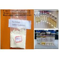 Wholesale Injectable Steroid Raw Powder Tren Methyltrienolone For Bulking Cycle 965-93-5 from china suppliers