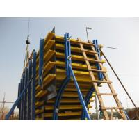 Quality Interchange pier cap formwork , bridge abutment construction system for sale