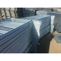 Wholesale crowd control barrier hot dipped galvanized OD 32 tubing from china suppliers