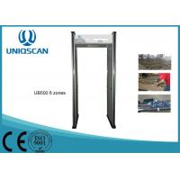 Wholesale High Sensitive Gate Walk Through Metal Detector Door Frame With Led Display from china suppliers